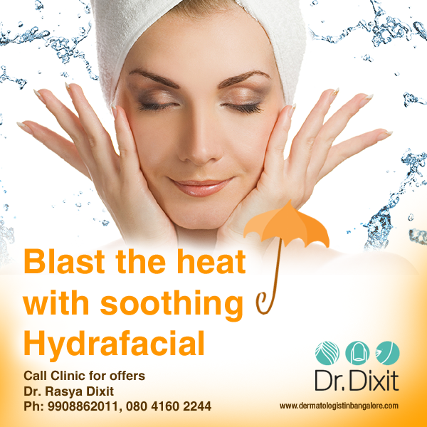 hydrafacial in bangalore