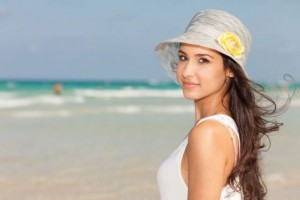 Skin care tips for beach
